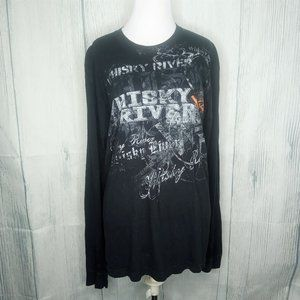 Dale Jr.'s Unisex Whiskey River Graphic Tee size L